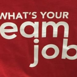 Whats Your Deam Job?